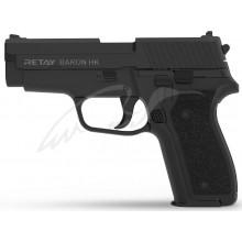 Пистолет стартовый Retay Baron HK кал. 9 мм. Цвет - Black