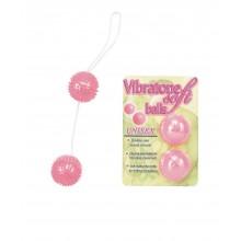 Вагинальные шарики - Pink Duoballs Soft