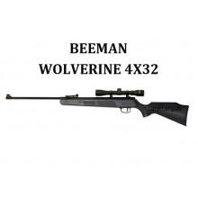 Винтовка пневматическая Beeman Wolverine с прицелом 4х32