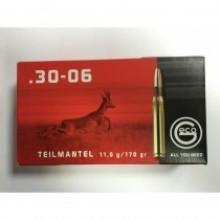 Патрон GECO кал.30-06 пуля TM масса 11 г
